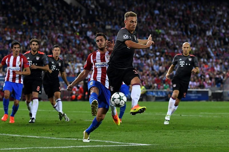 Koke vs Kimmich could be one of many enticing individual battles on the night.