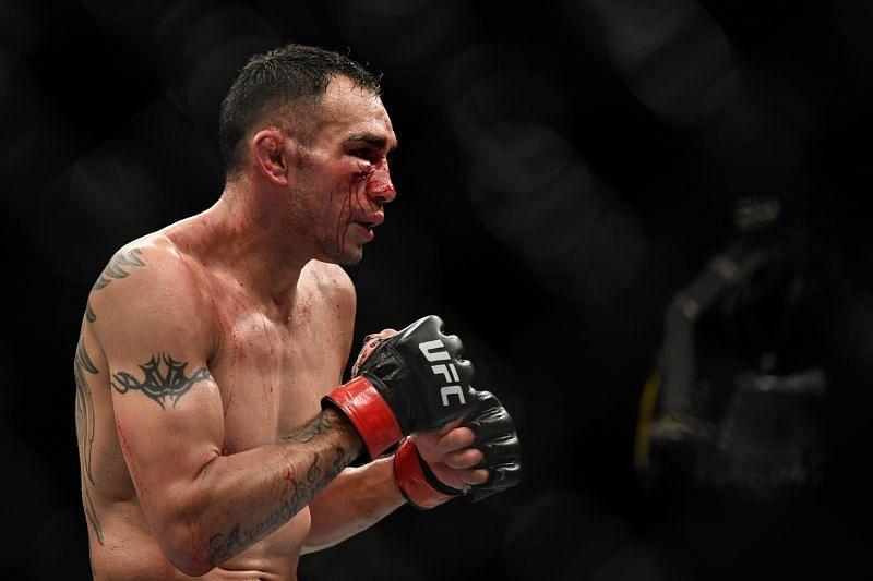 UFC title contender Tony Ferguson
