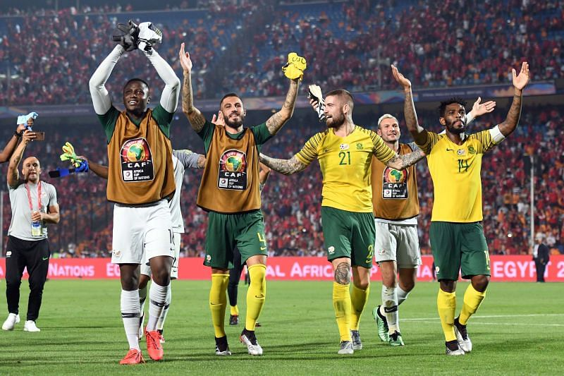 South Africa will take on Zambia in an international friendly