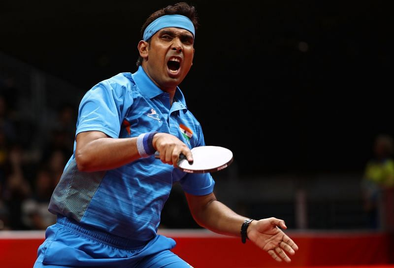 Sharath Kamal has won four Commonwealth Games gold medals