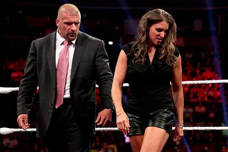 Triple H and Stephanie McMahon both reacted to the WWE NXT Halloween Havoc event