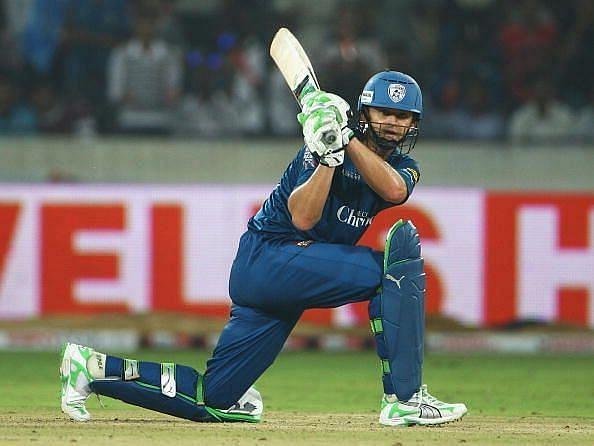 Adam Gilchrist scored his maiden IPL hundred against MI in IPL 2008. (Image Credits: Sportskeeda)