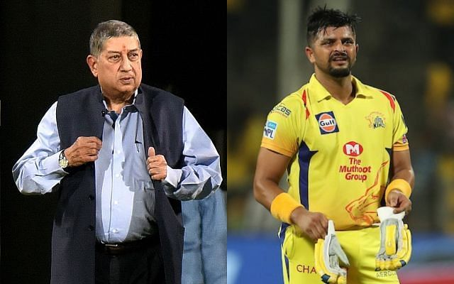 Tension between Suresh Raina and the CSK management threatened to boil over ahead of IPL 2020