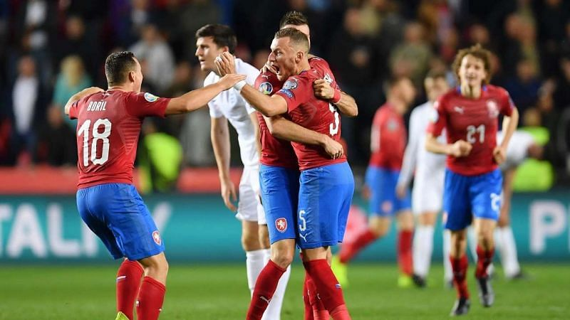 Czech Republic resume their UEFA Nations League campaign against Israel on Sunday night