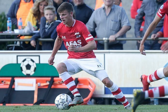 AZ Alkmaar need to be at their best. Image Source: Pzc