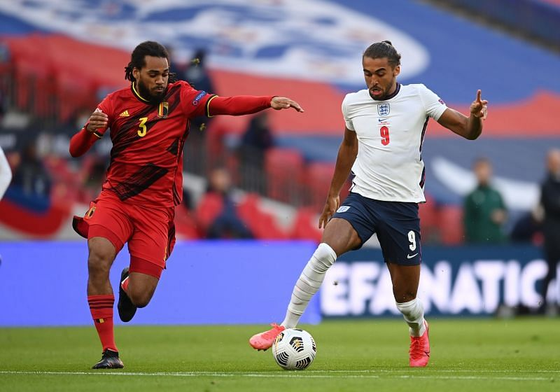 Is Dominic Calvert-Lewin a viable alternative to Harry Kane for England?
