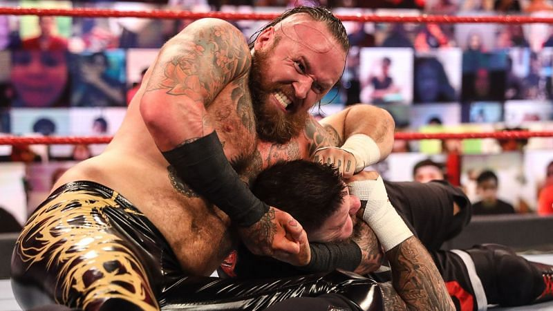 More changes are coming to Aleister Black character