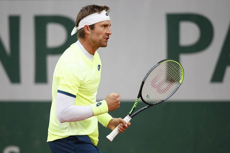 Can Norbert Gombos pull off an upset against Andrey Rublev?