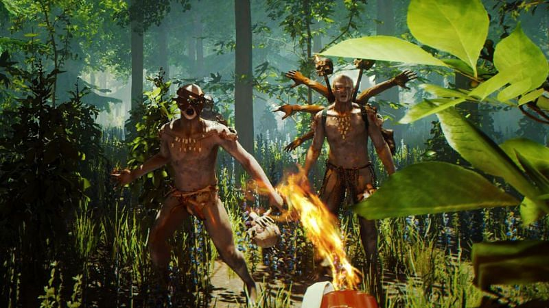 The Forest (Image credits: GameSpot)