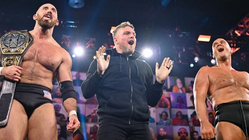 The Undisputed ERA has bigger problems on WWE NXT