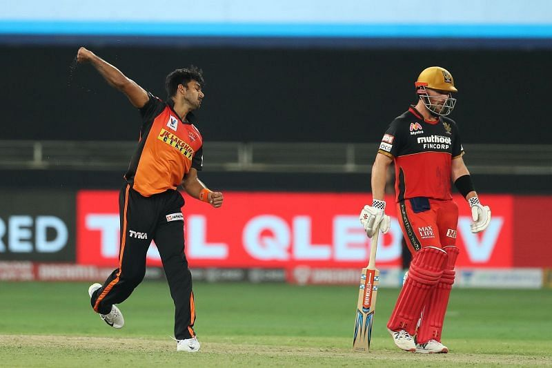 Can the Sunrisers Hyderabad avenge their previous loss against the Royal Challengers Bangalore in IPL 2020? (Image Credits: IPLT20.com)