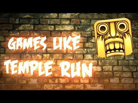 There are many great games like Temple Run on Google Play Store (Image Credits: Swag Games, YouTube)