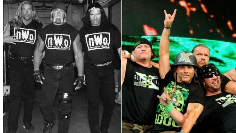 NWO and DX