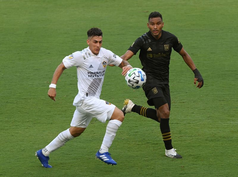 Los Angeles Galaxy face Los Angeles FC this weekend
