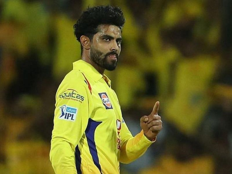 Jadeja was far from the cool head CSK desperately needed at the crease.