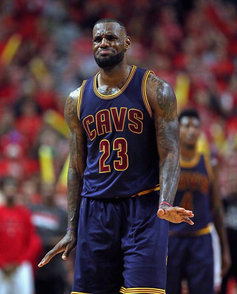 Cleveland Cavaliers v Chicago Bulls - Game Four