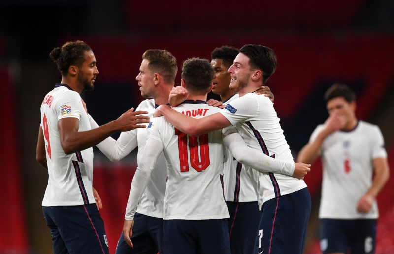 England v Belgium - UEFA Nations League