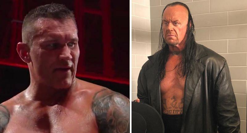 Randy Orton and The Undertaker