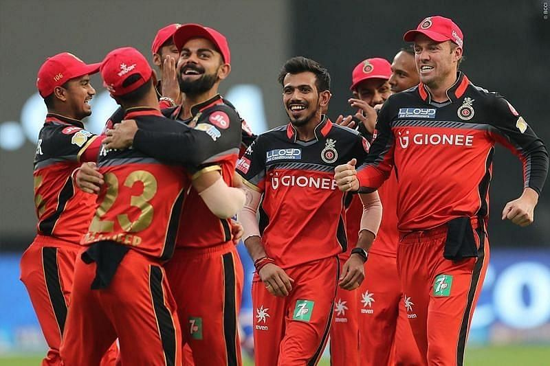 RCB has won 5 of their first 7 games and are at the third spot in the points table