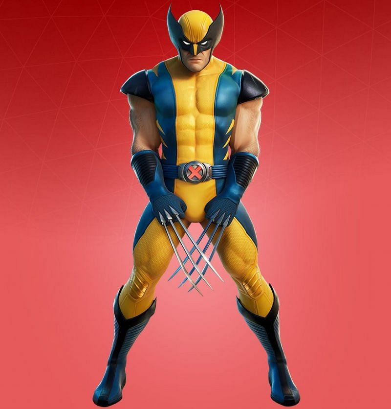 Wolverine also has an additional style for his cosmetic in-game