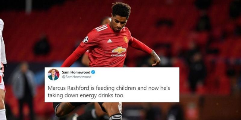 Twitter explodes as Manchester United run riot against RB ...