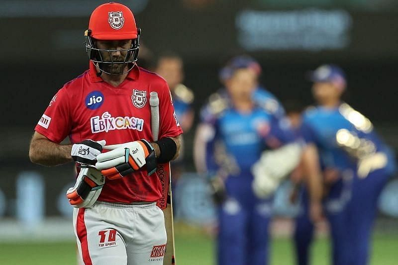 Glenn Maxwell has failed to fire for Kings XI Punjab with the bat in IPL 2020 [P/C: iplt20.com]
