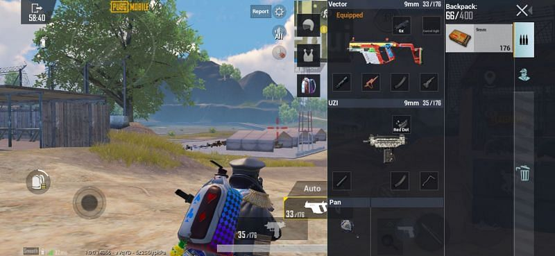 PUBG Mobile: UZI vs Vector- Which SMG is better & why?