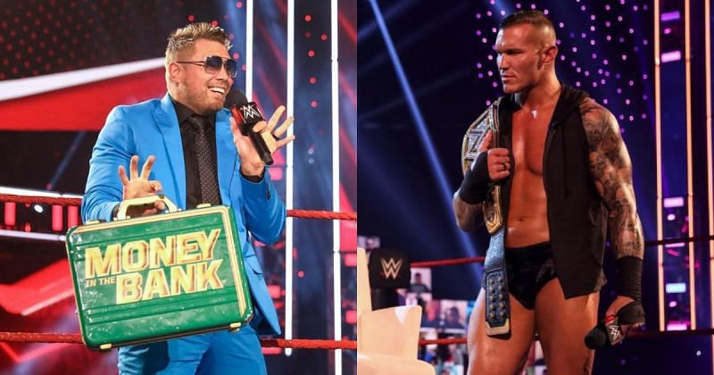 The Miz and Randy Orton.