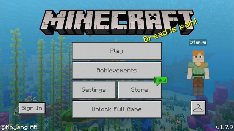 Minecraft Bedrock Edition for Android and iOS: Release date