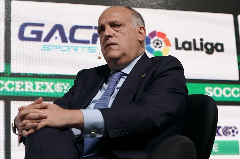 Javier Tebas is LaLiga