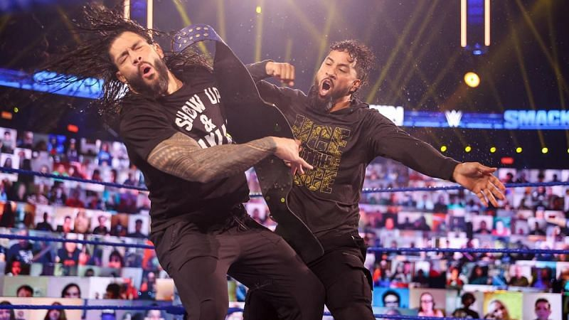 Can Jey Uso beat Roman Reigns?