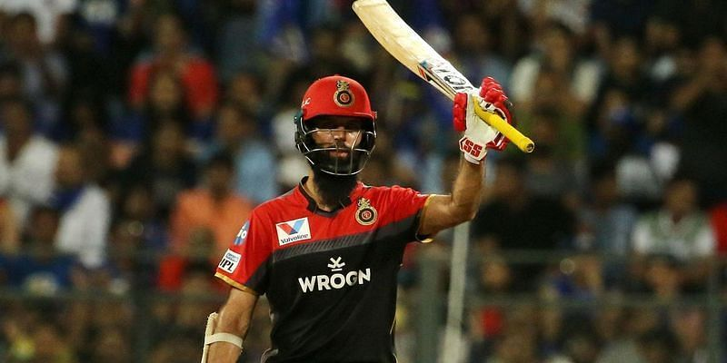 Moeen Ali has played only one game for RCB in IPL 2020