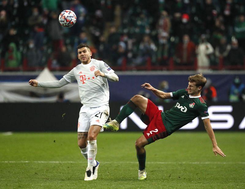 Lokomotiv Moskva vs FC Bayern Muenchen: Group A - UEFA Champions League