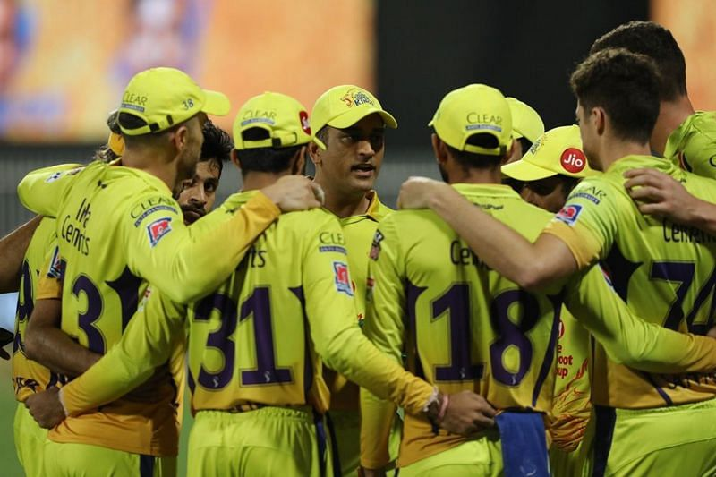 CSK would be a dejected lot after yesterday