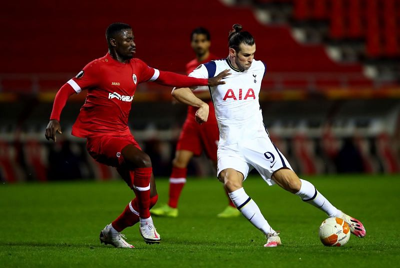 Tottenham made nine changes from Monday