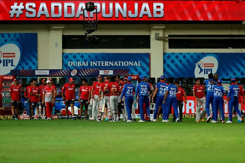 The Delhi Capitals lost to Kings XI Punjab by 5 wickets in IPL 2020 yesterday [P/C: iplt20.com]