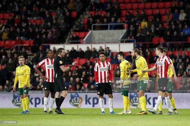 PSV Eindhoven take on Fortuna Sittard this weekend