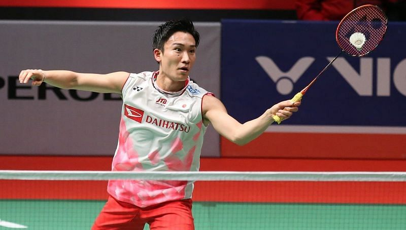 Kento Momota is one of the top-ranked Japanese players to withdraw from the Denmark Open 2020