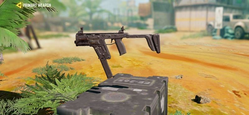 The Fennec is one of the new guns in COD Mobile