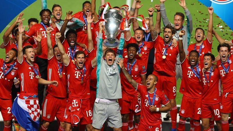 Bayern Munich are one of the teams to beat in 2020-21.