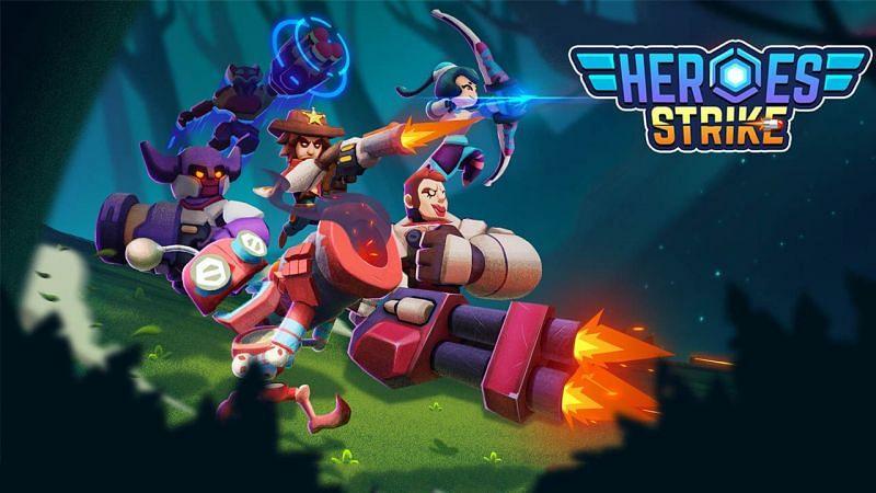 Heroes Strike Offline – MOBA & Battle Royale (Image Credits: APKdone)