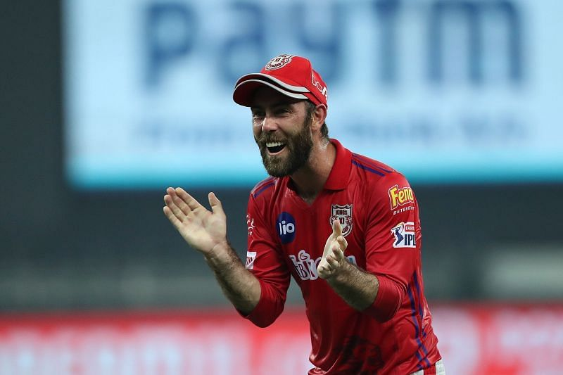 What sort of a role should Glenn Maxwell be given in the coming games?