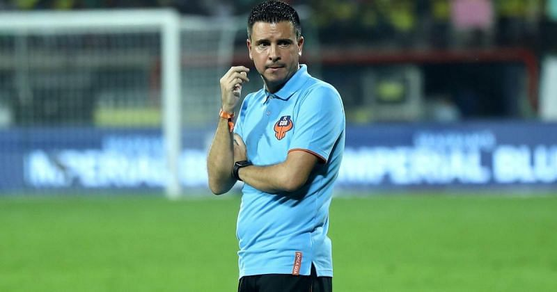 Sergio Lobera has been appointed the manager of Mumbai City FC.