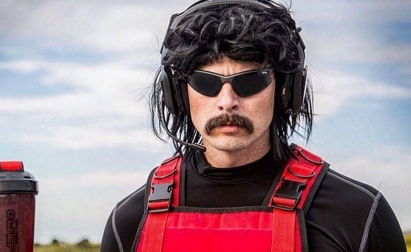 Dr DisRespect appeared emotional about his Twitch ban in a recent stream