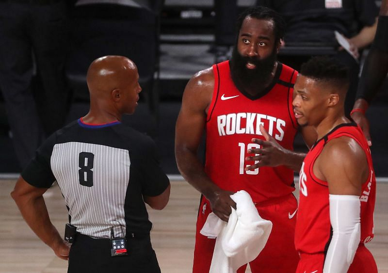 Houston Rockets have some work to do this offseason