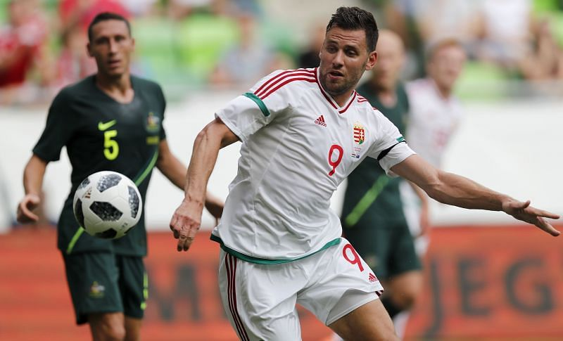 Adam Szalai is an important player for Hungary