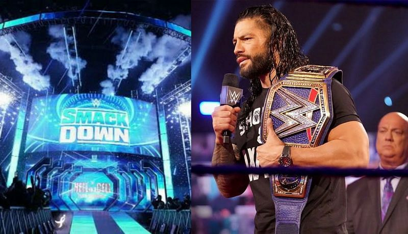 SmackDown has seen quite an improvement over the past year on FOX.