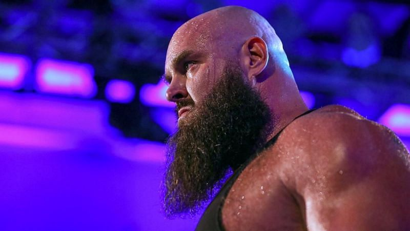 Braun Strowman has worked hard to get to the top of WWE