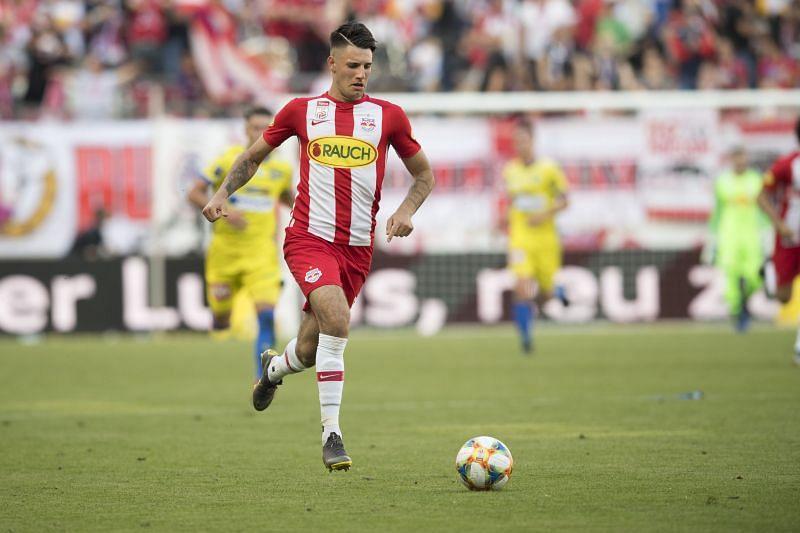 Arsenal remain interested in Dominik Szoboszlai