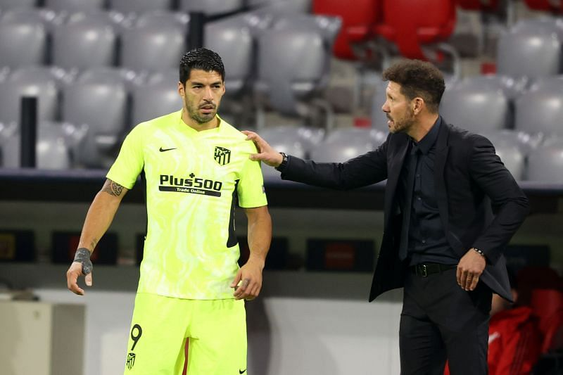 Another disappointing UCL outing for Diego Simeone
